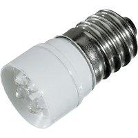 LED žárovka E14 Signal Construct, MCPE145308, 230 V, červená