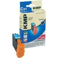 Cartridge do tiskárny KMP CANON BCI-24 = C21, 0944,0001, černá