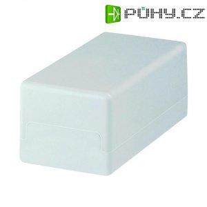Univerzální pouzdro polystyren Conrad Components KS 410, 100 x 50 x 25 , světle šedá