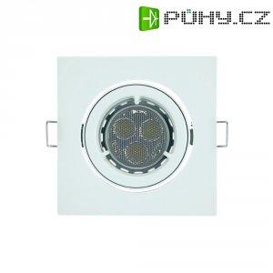Vestavné světlo Osram KIT LED Pro, 7.5 W, hranatý, bílá