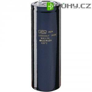 Snap In kondenzátor elektrolytický, 1000000 µF, 16 V, 20 %, 21,9 x 7,62 mm