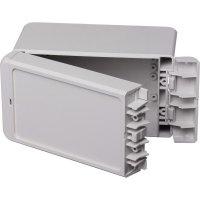 Univerzální nástěnné pouzdro ABS Bopla 96033135, (d x š x v) 80 x 151 x 90 mm, šedá