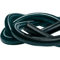 Elektroinstalační trubka ohebná Isolvin® IWS HellermannTyton IWS-17-N6-BK-L1 169-22170, 50 m