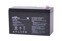 Baterie olověná 12V/ 7.5Ah MaxPower (7,2Ah) bezúdržbový akumulátor