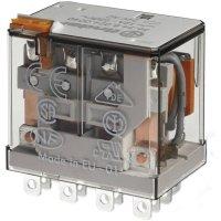 Zátěžové relé 230 V/AC 12 A 4 přepínací kontakty Finder 56.34.8.230.0040 1 ks