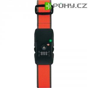 Bluetooth bezdrátový zámek na kufr K200, červená
