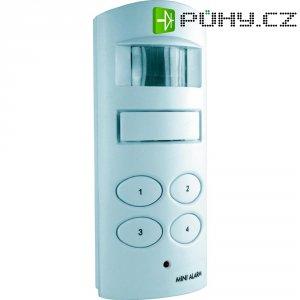 Domovní alarm s detektorem pohybu Elro SC86 PIN Code