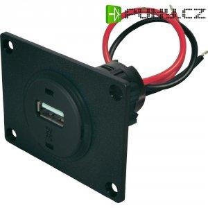 Vestavná USB zásuvka ProCar, 67312501, 12 V ⇔ 5 V, 1 A