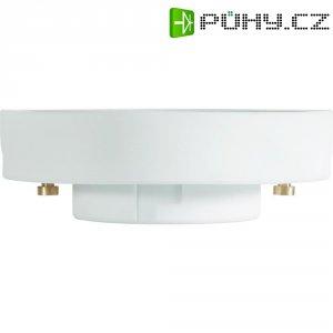 LED žárovka Renkforce, GX53, 6 W, 230 V, studená bílá