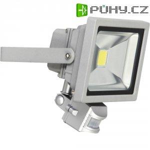 Venkovní LED reflektor s PIR detektorem XQ lite XQ1226, 20 W, šedá