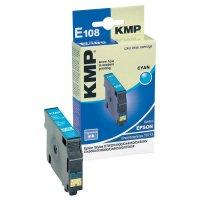Toner KMP E108 1607,0003, pro tiskárny Epson, azurová
