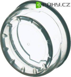 Kulatá ochranná membrána tlačí