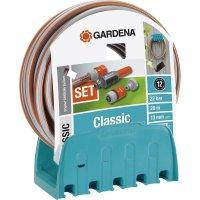 Nástěnný držák na hadici Gardena s hadicí Classic, 018005-20, 20 m, Ø 13 mm
