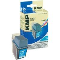 Cartridge KMP HP 51649AE (49)= H5, 0925,4490, cyanová/magenta/žlutá