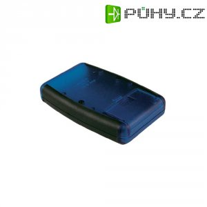 Univerzální pouzdro ABS Hammond Electronics 1, 147 x 89 x 24 mm, modrá (1553DTBUBKBAT)