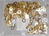 Oko kabelové 4,5mm neizolované (DJ431-4B), balení 100ks