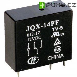 Relé pro desky plošných spojů 10 A, 1 x UM 012-1Z, cca 530 mW, 10 A , 250 V/AC 2200 VA/300 W