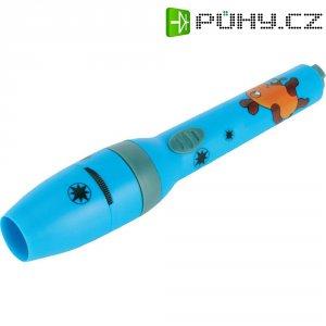 Kapesní LED svítilna pro děti Ansmann, modrá