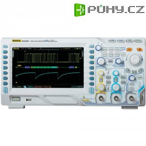 Digitální osciloskop Rigol DS2102A, 100 MHz, 2kanálový