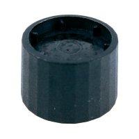 Otočný knoflík Cliff CL172877B, pro sérii K12, 6 mm, černá