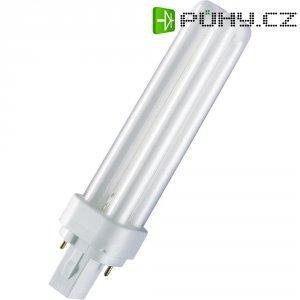 Usporná zářivka Osram, 10 W, G24d-1, 110 mm, teplá bílá