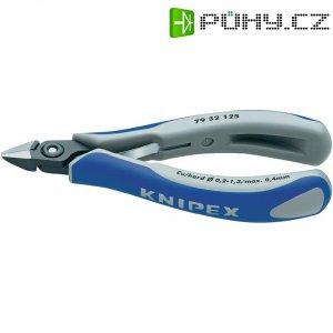 Stranové štípací kleště přesné Knipex 79 32 125, se špičatou hlavou a malou fazetou