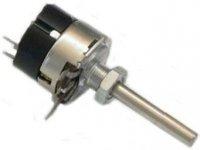 25k/N TP281 40B, potenciometr otočný s vypínačem