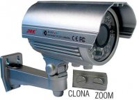 Kamera color CCD,JK-528 objektiv 2,8-12mm
