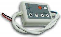 Ovládač LED 12V/3x4A pro RGB žárovky a pásky, D.O. 433MHz DOPRODEJ