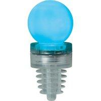 Párty špunt s LED osvětlením TiP Party Cork Ball, 3856, červená/modrá