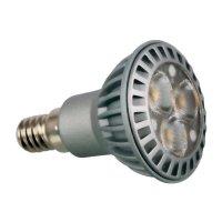 LED žárovka Müller Licht PAR 16, E14, 5 W, 230 V, teplá bílá