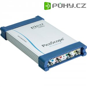 USB osciloskop pico PicoScope 6402B, 4 kanály, 250 MHz