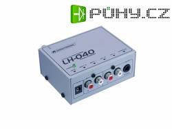 Phono předzesilovač Omnitronic LH-040