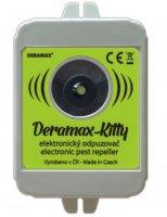 Odpuzovač koček a psů - ultrazvukový DERAMAX-KITTY
