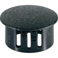 Záslepka PB Fastener 76159, 10,3 mm, Ø 18,5 mm, černá