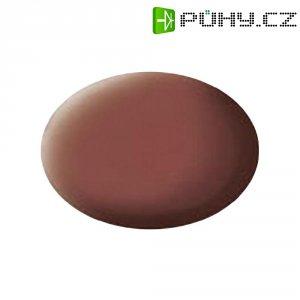 Airbrush barva Revell Aqua Color, 18 ml, cihlová červená matná