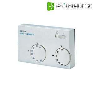 Hygrostat Eberle HYG-E 7001, 10 až 35 °C, bílá