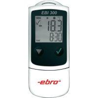 Teplotní datalogger ebro EBI 300, -30 až +60 °C