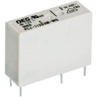 Miniaturní Print relé PCJ TE Connectivity 1721547-2, PCJ-105D3M-WG, 5 A, 440 V/AC 1250 VA