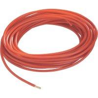 Kabel pro automotive AIV FLRY,1 x 6 mm², červený, 5 m