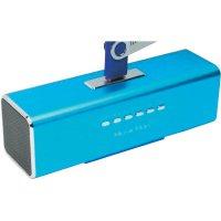 Mobilní sound stanice Technaxx MusicMan ® MA, modrá