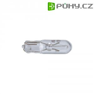 Žárovka se skleněnou paticí Barthelme 00561202, 166 mA, čirá, 12 V