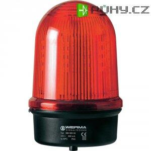 Maják Werma, 280.120.68, 115 - 230 V/AC, IP65, červená