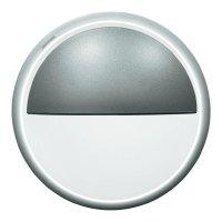 Vestavné LED osvětlení Bolero OL7, 1,8 W, 12 V, studená bílá, hliník