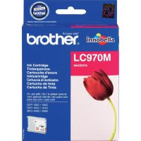 Cartridge Brother LC-970, LC970M, magenta