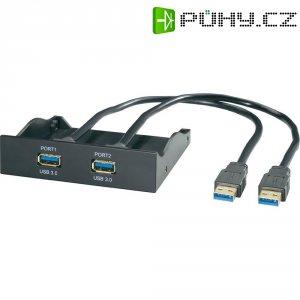 Přední zásuvný panel USB 3.0, 2-portový