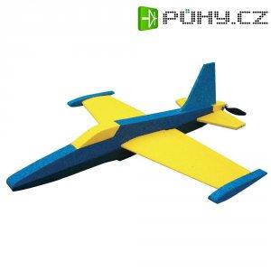RC model letadla Seebauer Powerglow F5 Tiger, 700 mm, stavebnice