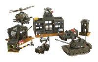 Stavebnice SLUBAN ARMY VELITELSTVÍ M38-B7100
