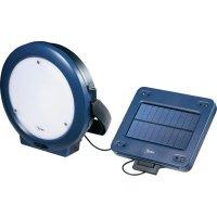 Solární kempingové světlo Multi 300, černá (M300S)