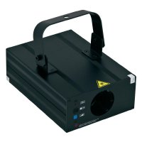 Laserový efekt Laserworld EL-60G, 85 - 250 V/AC, zelená